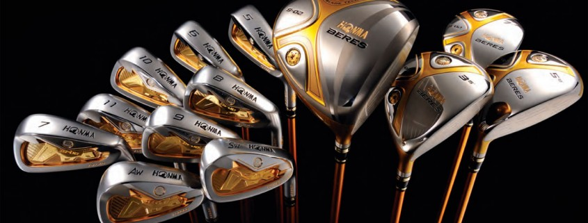 Honma, a Japanese company is offering a bag full of the finest collection of golf clubs ever for a $75,000
